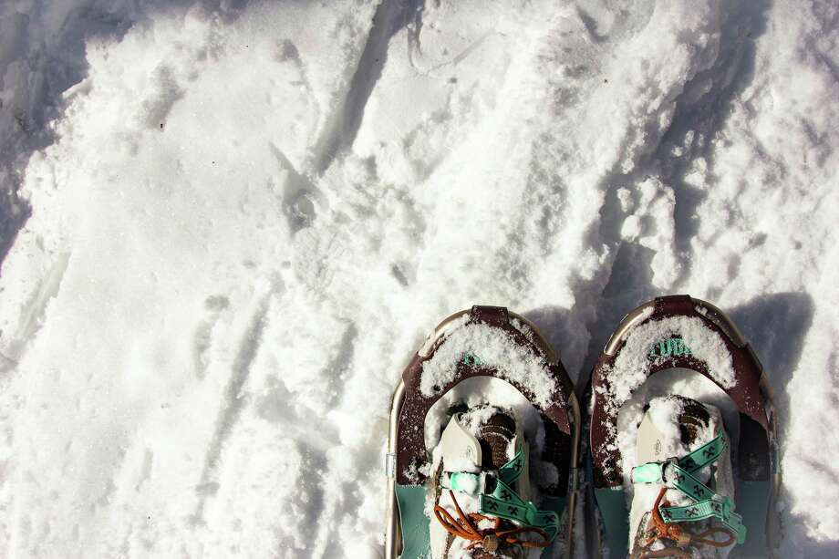 The Little Forks Conservancy is hosting two snowshoe hikes this winter at Forestview Natural Area and Riverview Natural Area. (Photo Provided)