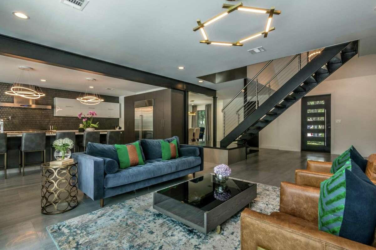 A home designed by Talena Gulash of Interior Design by Talena.