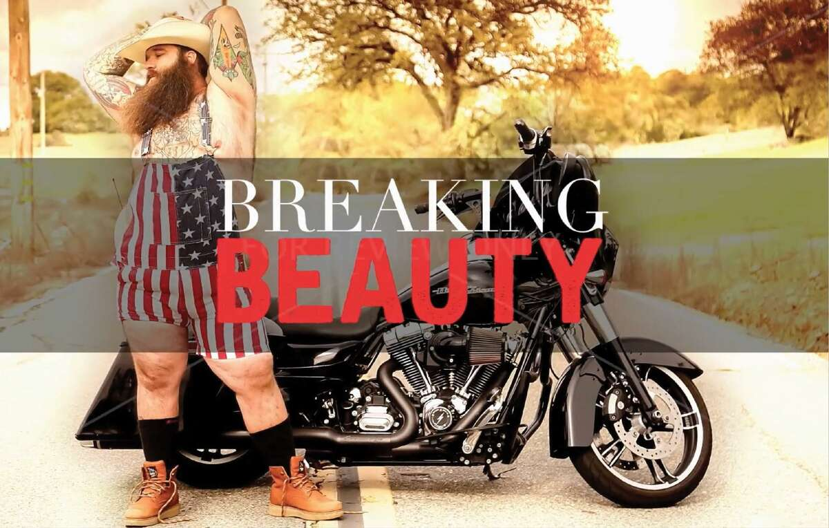 """""""Breaking Beauty"""" is available to stream on Crackle. """"If you don't know Josh, Josh is a big man, and he is 350-plus pounds with a very big beard and a lot of tattoos, and he is not what you would find to be your stereotypical definition of the word beauty. """"But he did this calendar and the calendar went viral, and they sold millions of copies of it and he became kind of an instant star."""" Hess said his production company approached Varozza about doing a video clip, and it went so well they decided to make a whole series about Varozza. """"Josh travels the country shaking out uniquely beautiful people. He meets them, he learns about what makes them beautiful, and then he tries to live that form of beauty with them,"""" he said."""
