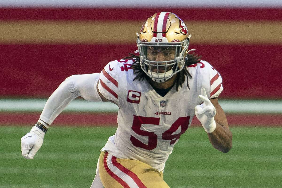 A third-round pick in 2018, Fred Warner has started all 51 games in his three years with the 49ers (48 regular season, three postseason) and last season was named an All-Pro for the first time.
