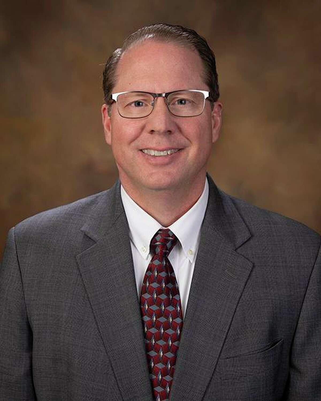 Bruce Clark, CFO of Education First FCU