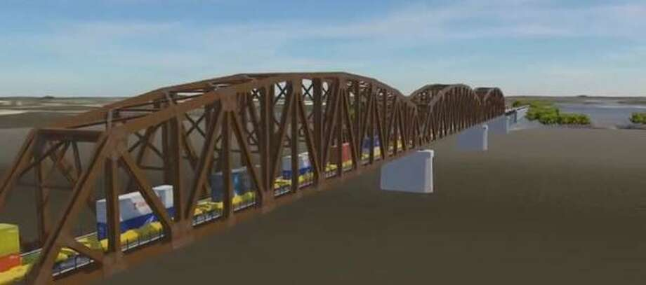 The St. Louis Regional Freightway's highest infrastructure project for 2021 is reconstruction of the Merchant's Bridge in Madison, one of two rail crossings over the Mississippi River used by six Class I railroads and Amtrak.