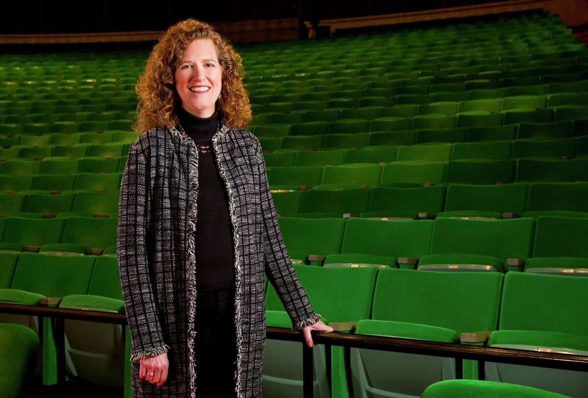 Midland Center for the Arts President and CEO Terri Trotter poses for a portrait. (Photo provided/Midland Center for the Arts)