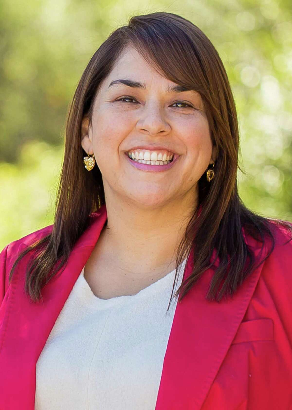 Phyllis Viagran, sister of District 3 City Councilwoman Rebecca Viagran who has reached the end of her term limits, is running for the same seat.