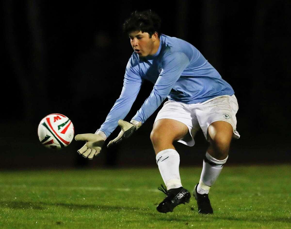 College Park goalkeeper Alvaro Mora has returned after starting last season.