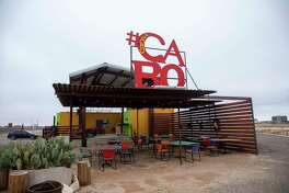 Tako Cabo is now open as seen Friday, Jan. 8, 2021 at 4401 N. Big Spring St. Jacy Lewis/Reporter-Telegram