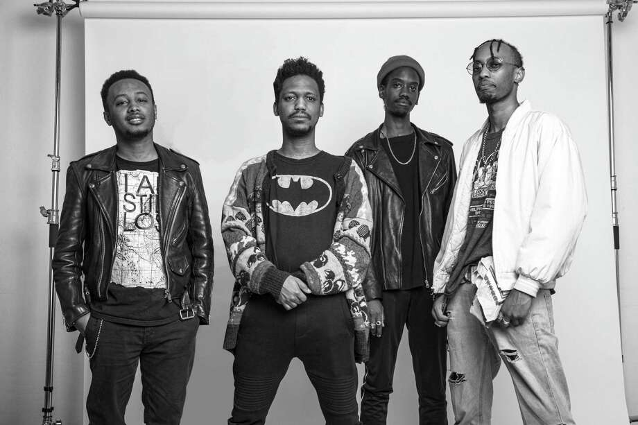 The band EA Wave has been making waves on the alternative scene in Nairobi, Kenya. Photo: Courtesy EA Wave/Byrd Out Limited
