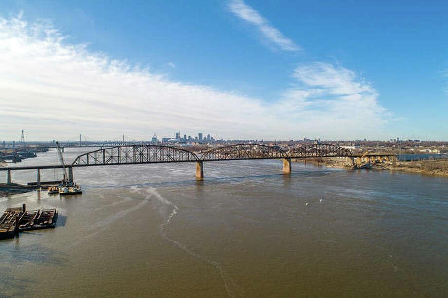 Merchants Bridge Photo: Courtesy Of St. Louis Freightways