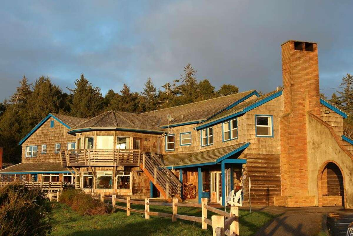 Kalaloch Lodge at Olympic National Park