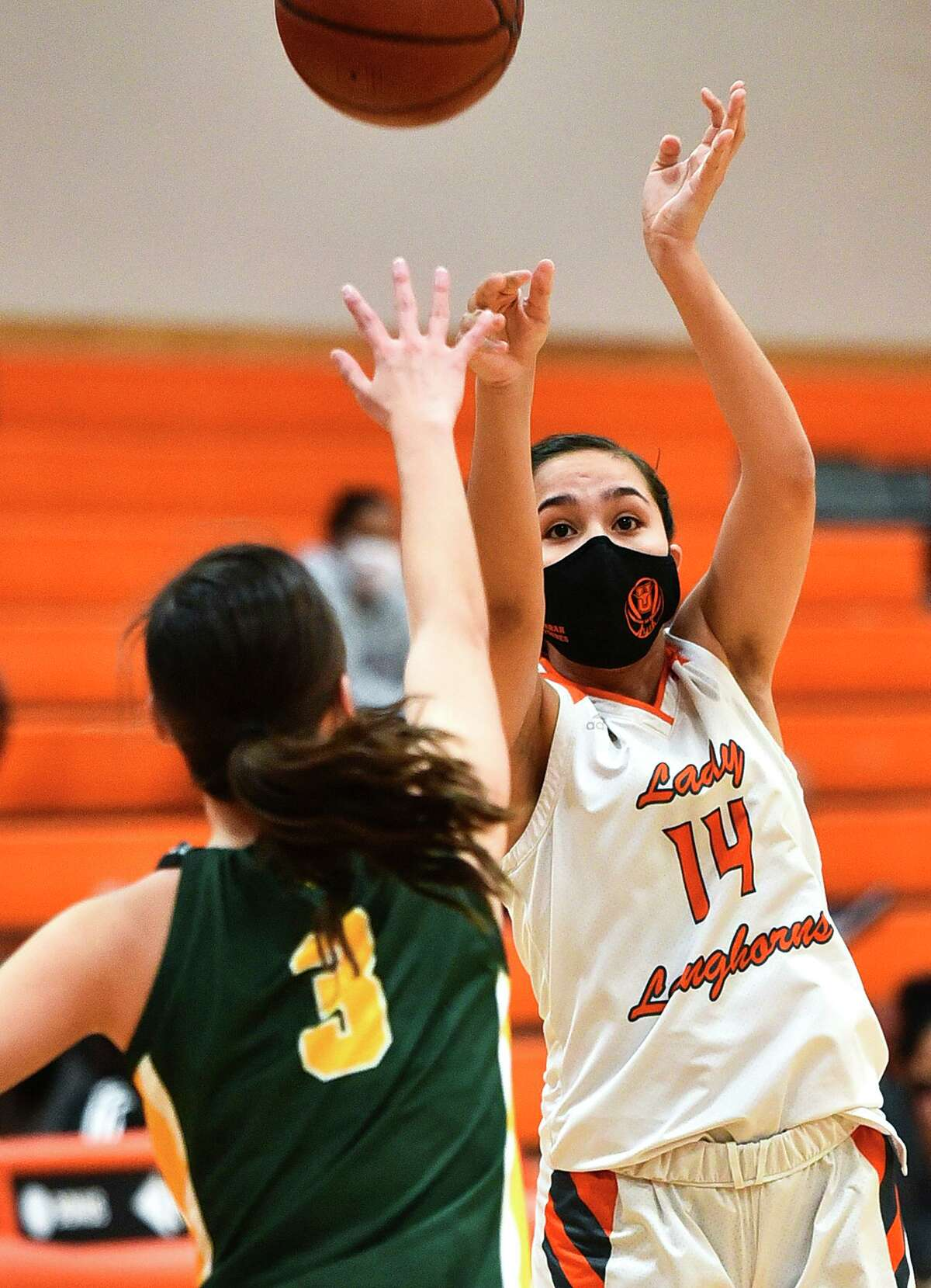 Sarah Torres scored eight of her 14 points in the fourth quarter Friday as United beat Nixon 80-40 at home.