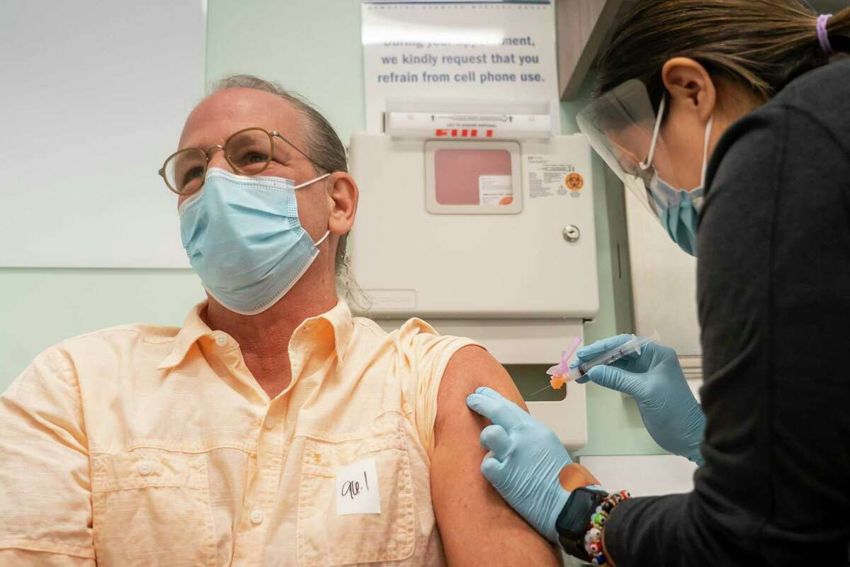 NRG Park will host Houston's newest COVID-19 vaccination clinic over the weekend.