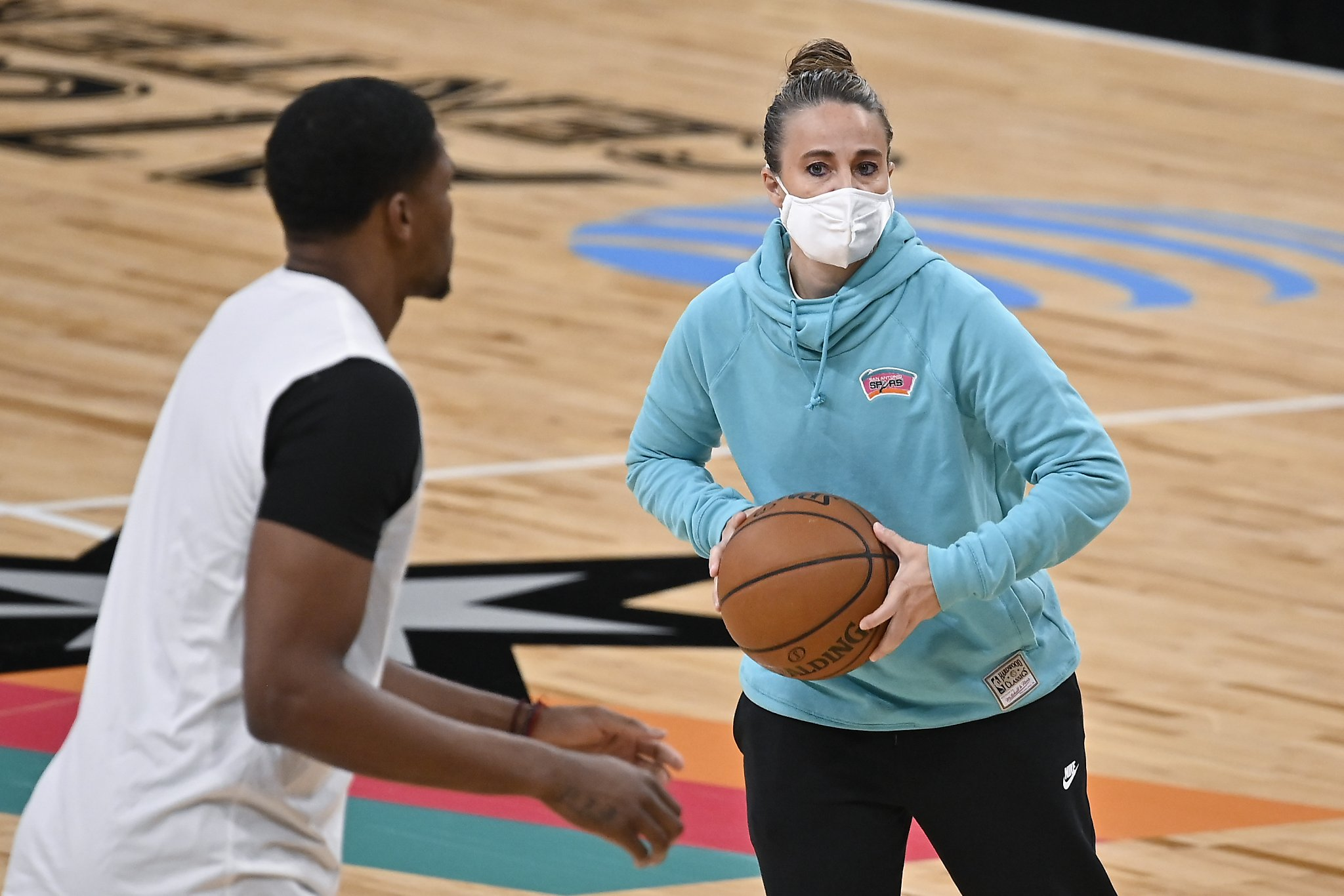 'Just unfair': WNBA coach says Becky Hammon would already be an NBA head coach if she were a man