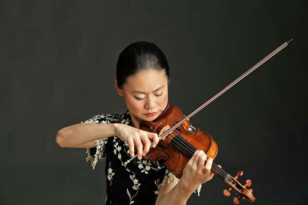 Violinist Midori