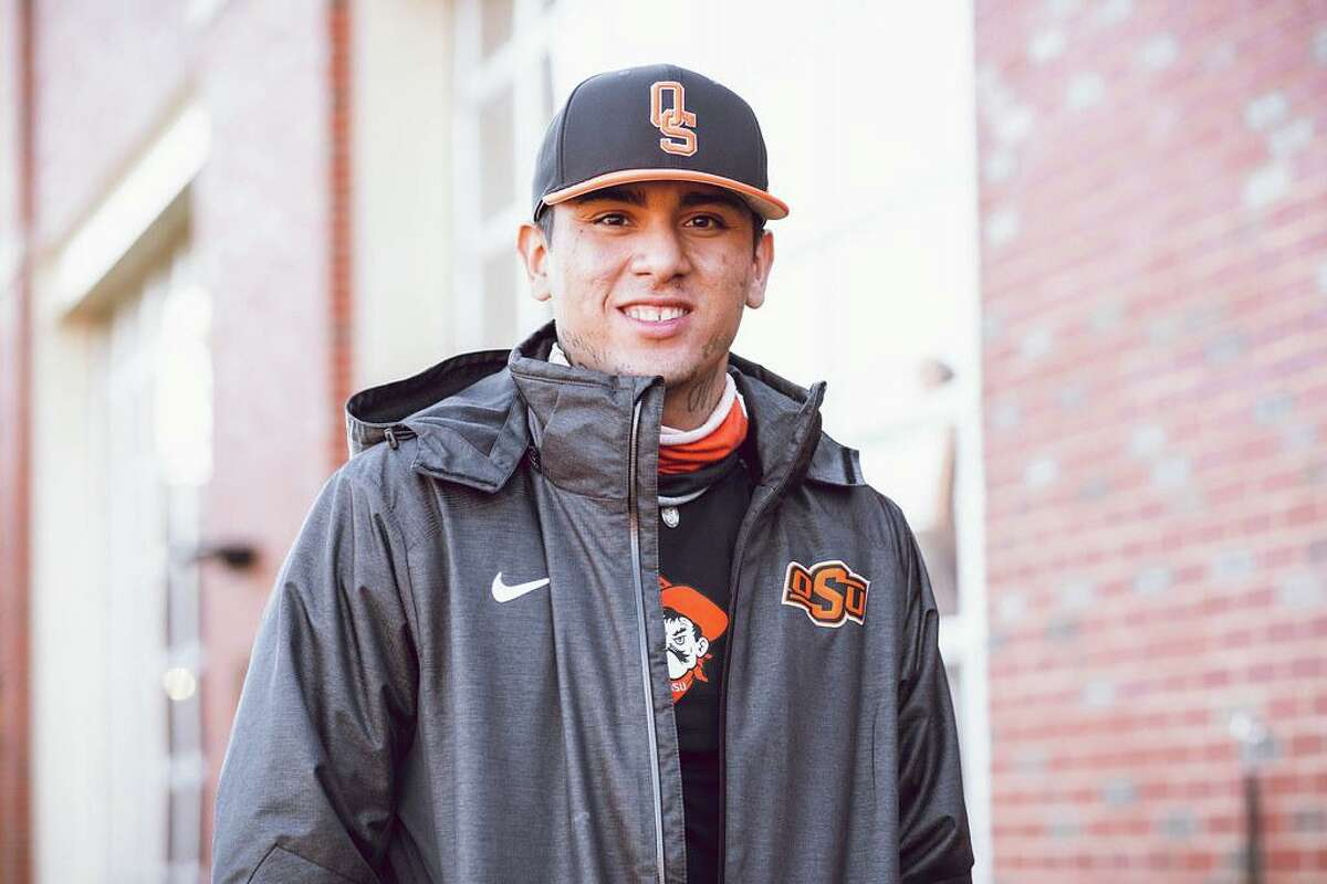 """Former Alexander pitcher Francisco """"Paco"""" Hernandez is in his first season at Oklahoma State."""