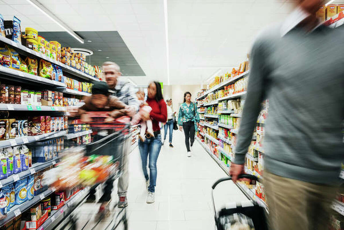 The proposal would add an additional $4 an hour for grocery store workers.