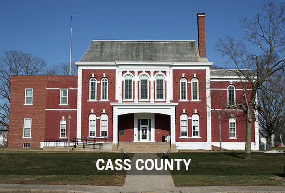 If no asbestos is found, renovations on the Cass County Courthouse will continue as planned without the county needing to do further mitigation efforts. Photo: Journal-Courier