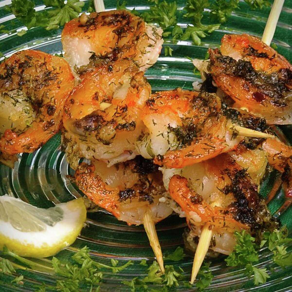 Shrimp scampi. (Photo provided/Donna Frawley)