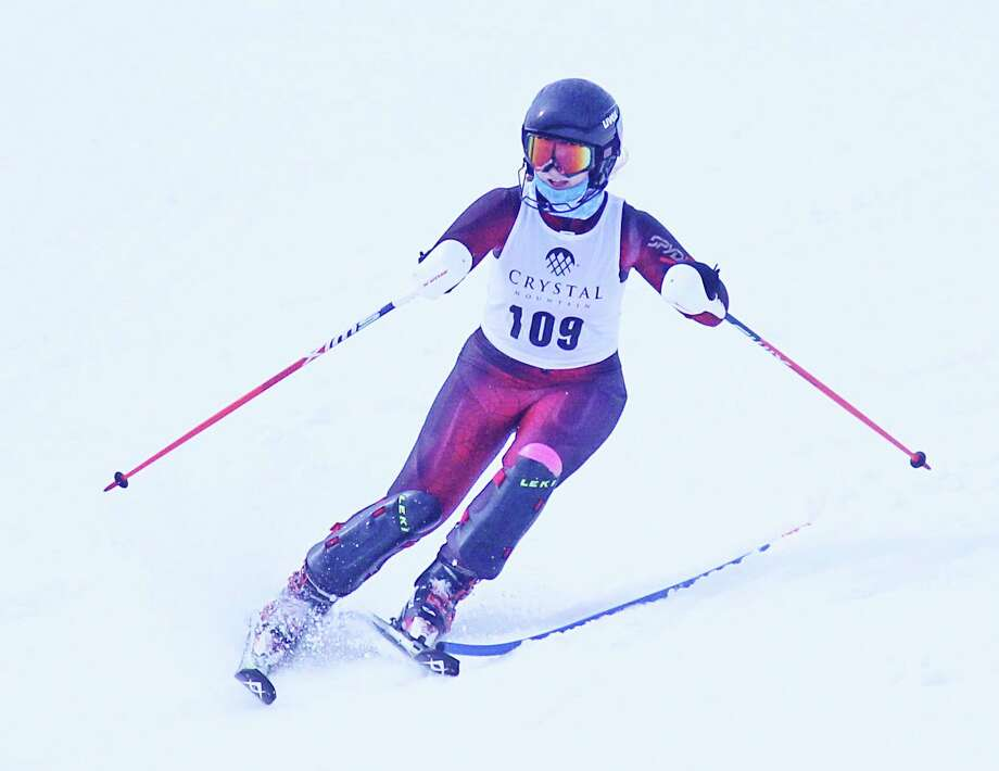 The Onekama ski team is scheduled to kick off the season Wednesday at Crystal Mountain. (News Advocate file photo)