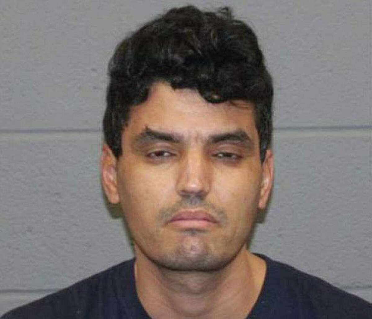 Hichman Asfir, 40, of Atlantic Street in Stamford, Conn., was charged with first-degree assault and second-degree breach of peace.