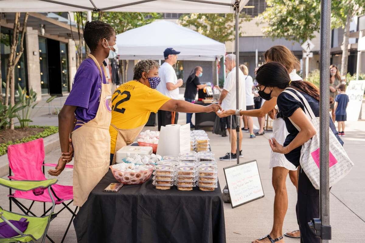 Jan. 11, 2021: River Oaks District announced the launch of The Market at the District, an upscale outdoor farmers market.