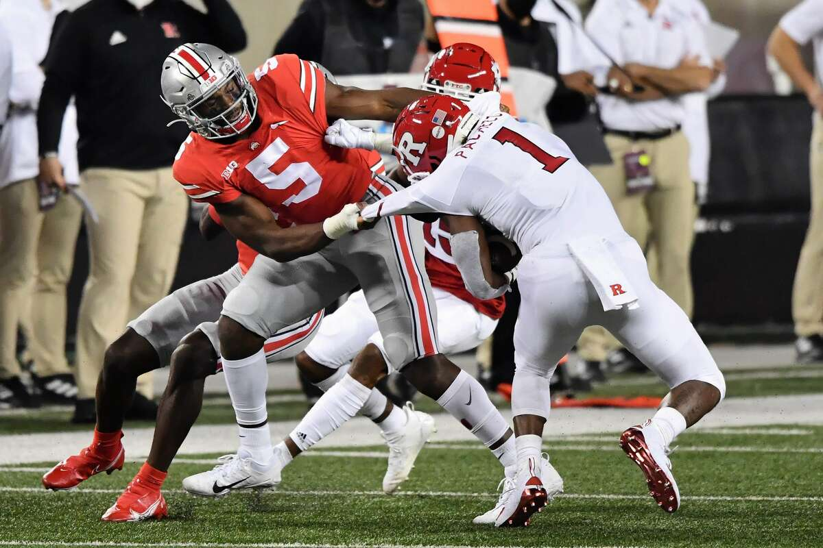 Baron Browning is one of the leaders of Ohio State's defense.