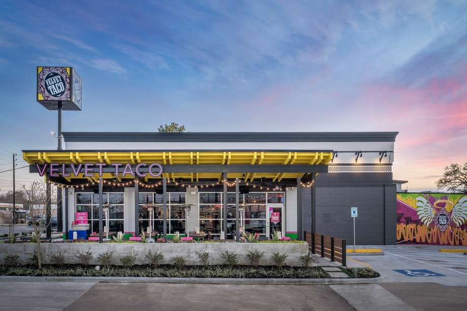 Velvet Taco opened a new location at 2001 N. Shepherd Drive in the Heights. Photo: Velvet Taco / © 2020 Clint Walker