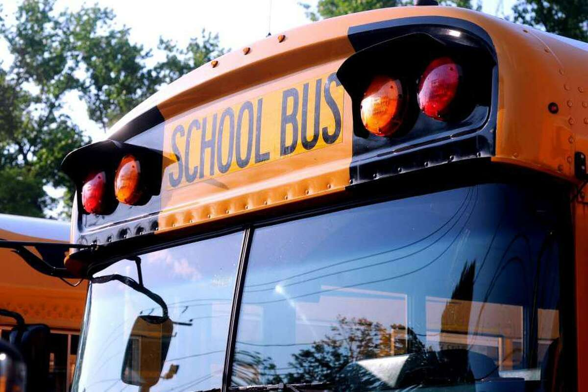 File photo of a school bus.