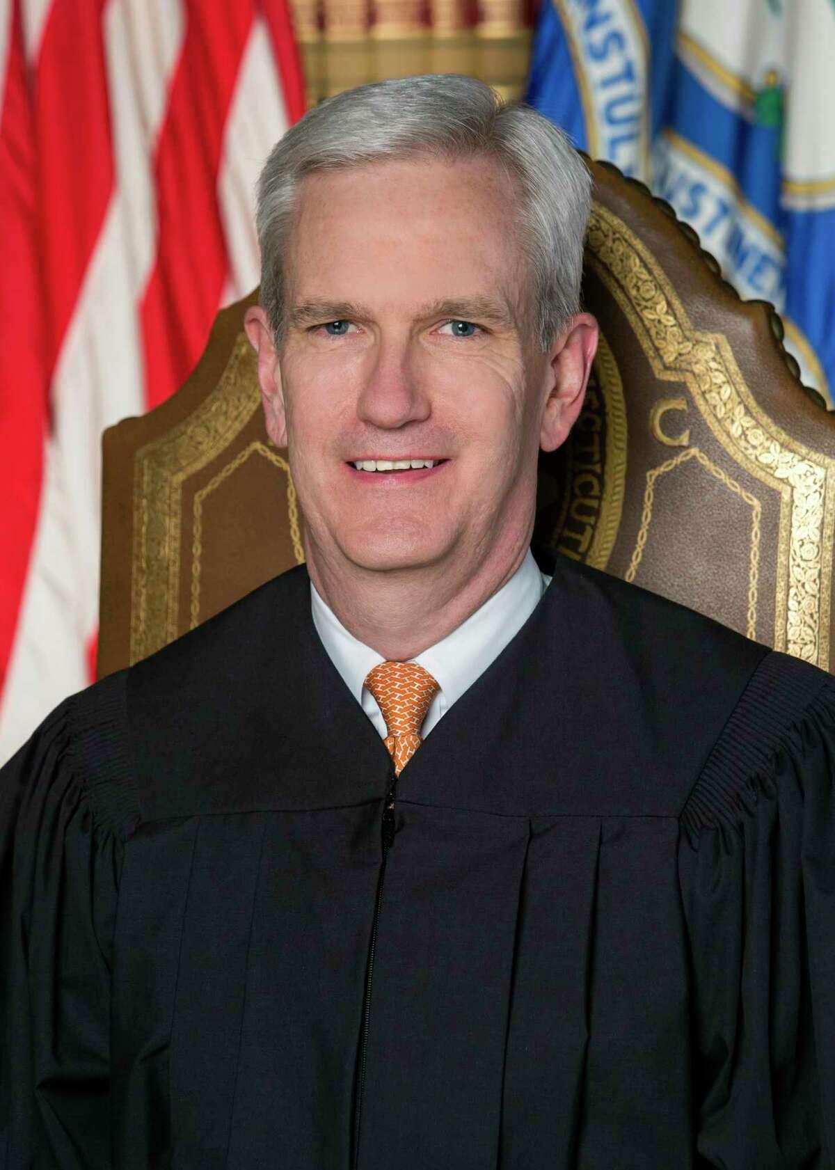 Supreme Court Associate Justice Andrew J. McDonald