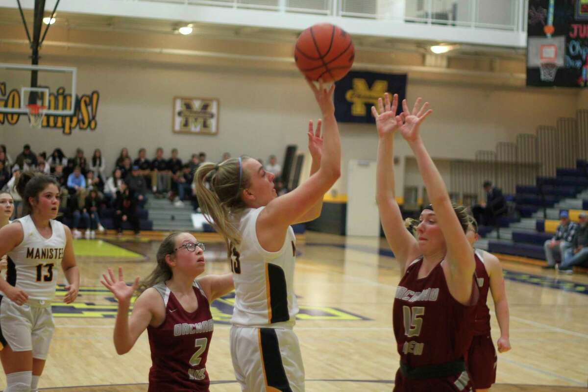 Manistee was one of eight schools that applied to join the West Michigan Conference. The conference's executive committee will vote on a proposed expansion plan on Friday, after which the Chippewas will be notified if they are part of that proposal. (News Advocate file photo)