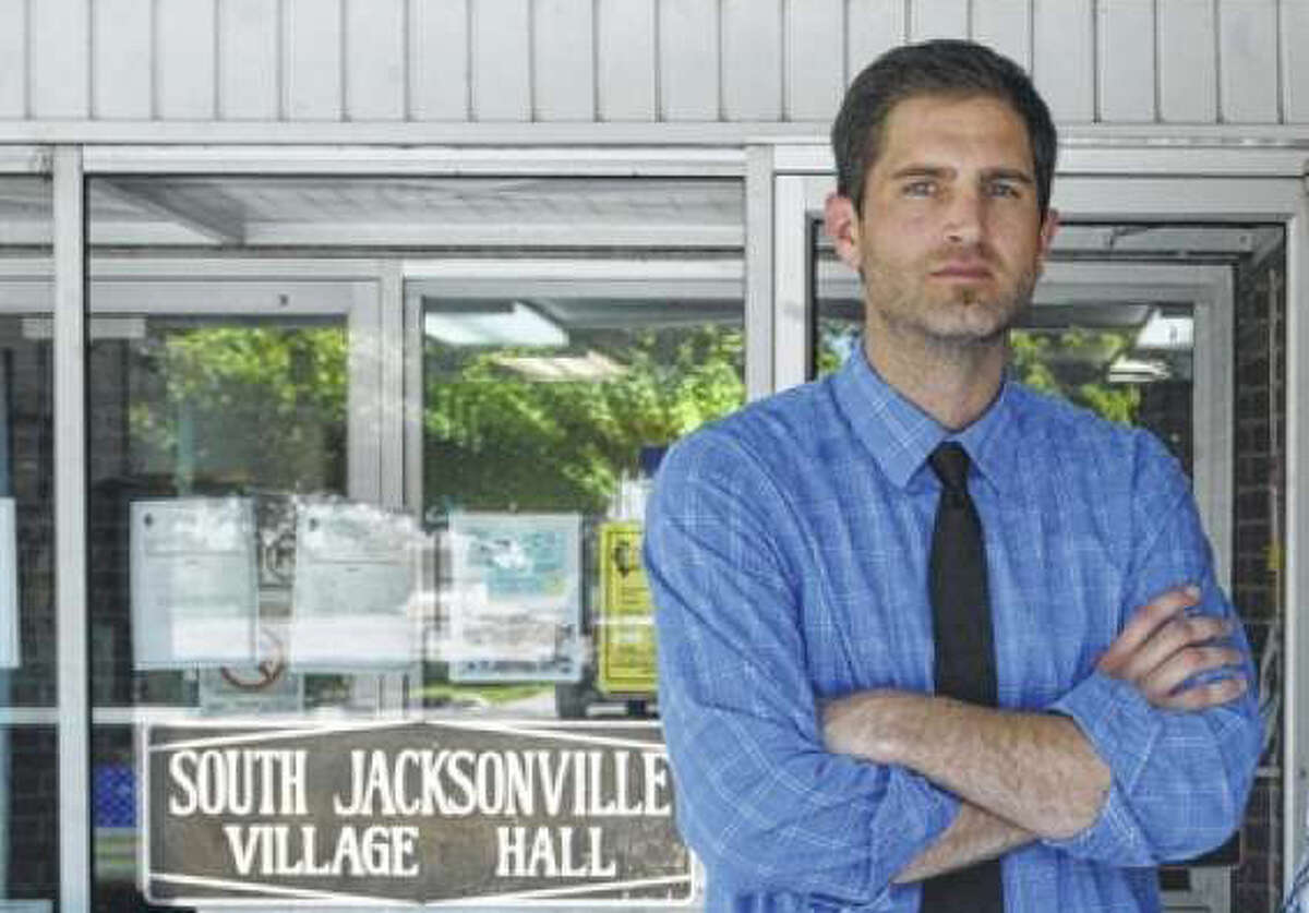Tyson Manker filed a petition to seek the South Jacksonville presidency but failed to include with his petition a receipt from the Morgan County clerk's office indicating he had filed a statement of economic interest.