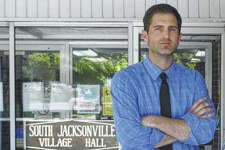 Candidate Tyson Manker has hinted at plans to appeal a decision by the South Jacksonville Electoral Board that removed him from the ballot in the April race for village president.