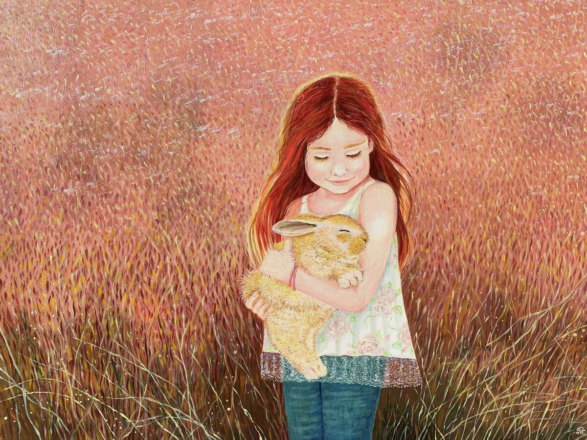 'The Human + Animal Bond' a new art show capturing the connection between human beings and animals, opens Jan. 22 at Spectrum Gallery and Store in Centerbrook.