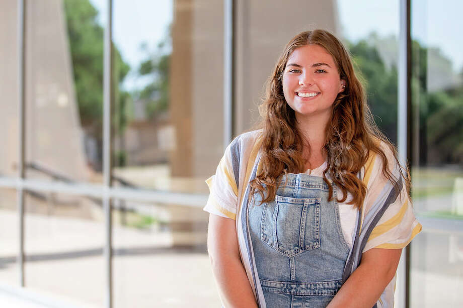 Despite the obstacles brought about by the pandemic, Sydni Holder still maintains a bright outlook for her future. As she enters her last semester at Midland College, Holder looks forward to a promising future at Texas Tech and then law school. Photo: Courtesy Photo  / Rafael Aguilera