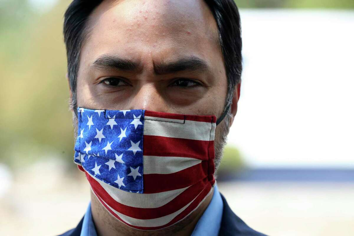 U.S. Rep. Joaquin Castro, D-San Antonio, says the challenge of dealing with Trump supporters' beliefs won't be an easy problem to solve.