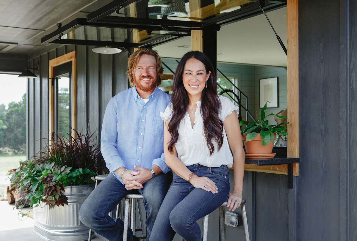 As seen on Fixer Upper, Chip and Joanna Gaines on HGTV's