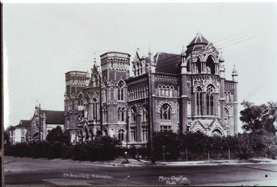 COPY SHOT Ursuline Academy. During the 1900 storm the Ursuline Nuns are credited with saving over 1500 people. / Handout
