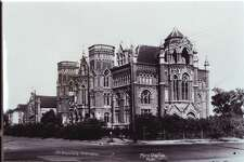 COPY SHOT Ursuline Academy. During the 1900 storm the Ursuline Nuns are credited with saving over 1500 people.