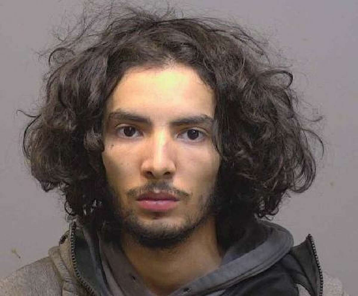 Matthew Santos, 19, was charged with first-degree assault, unlawful discharge, reckless endangerment, carrying a pistol without a permit and weapons in a motor vehicle.