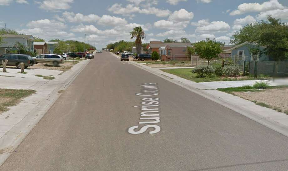Laredo police officers responded to the shooting at about 11:20 p.m. in the 4700 block of Sunrise Court in the El Eden neighborhood. Photo: Google Maps/Street View