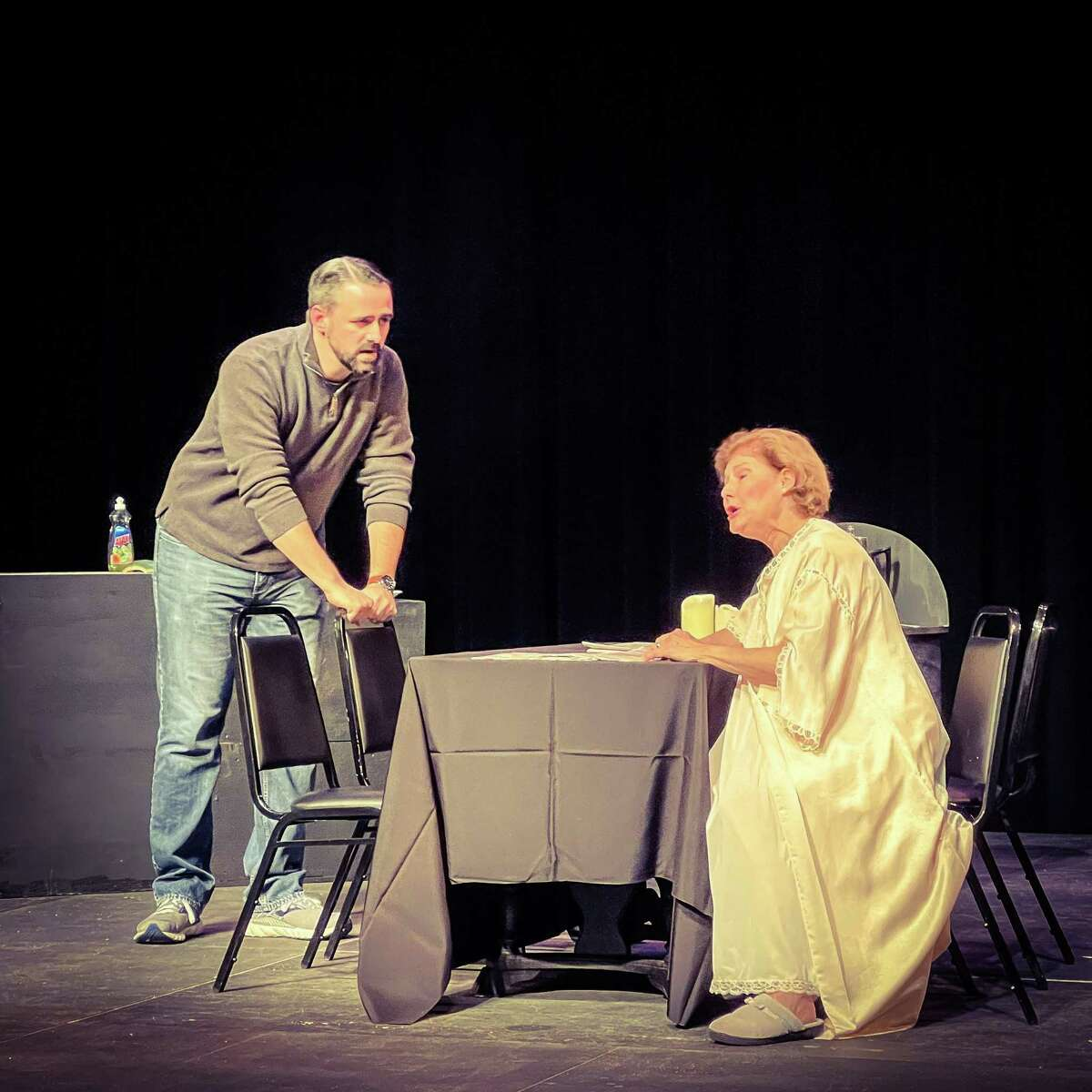 The Warner Theatre continues the ninth annual International Playwrights Festival,