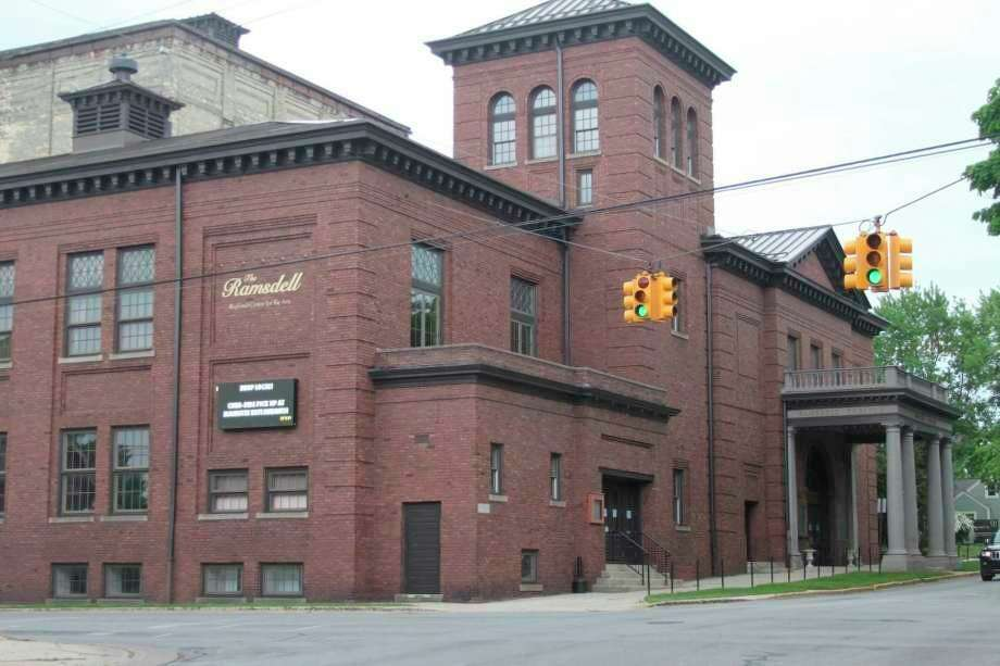 The historic Ramsdell Theatre in Manistee is set to have its sound system upgraded by April 2021. Officials said the changes will improve sound quality in the theater and provide better access for the hard-of-hearing. (File Photo)