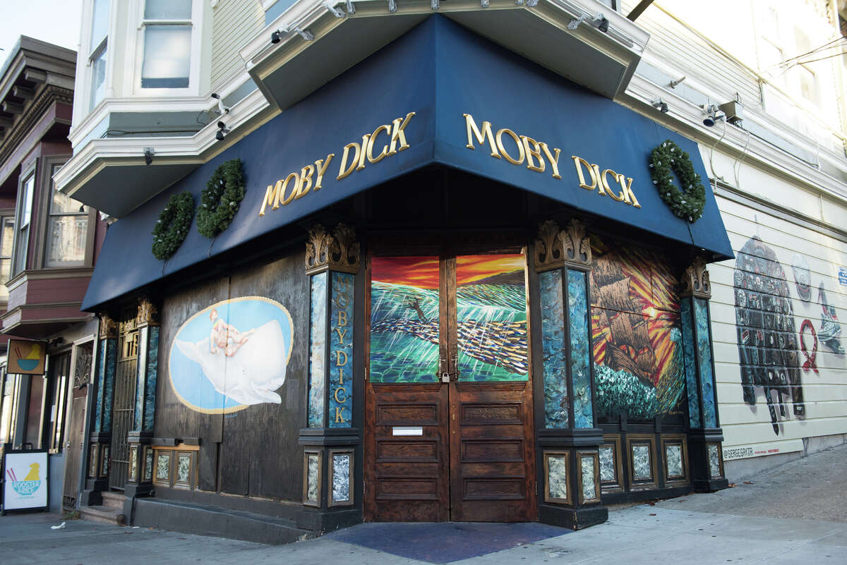 Moby Dick, 4049 18th St..