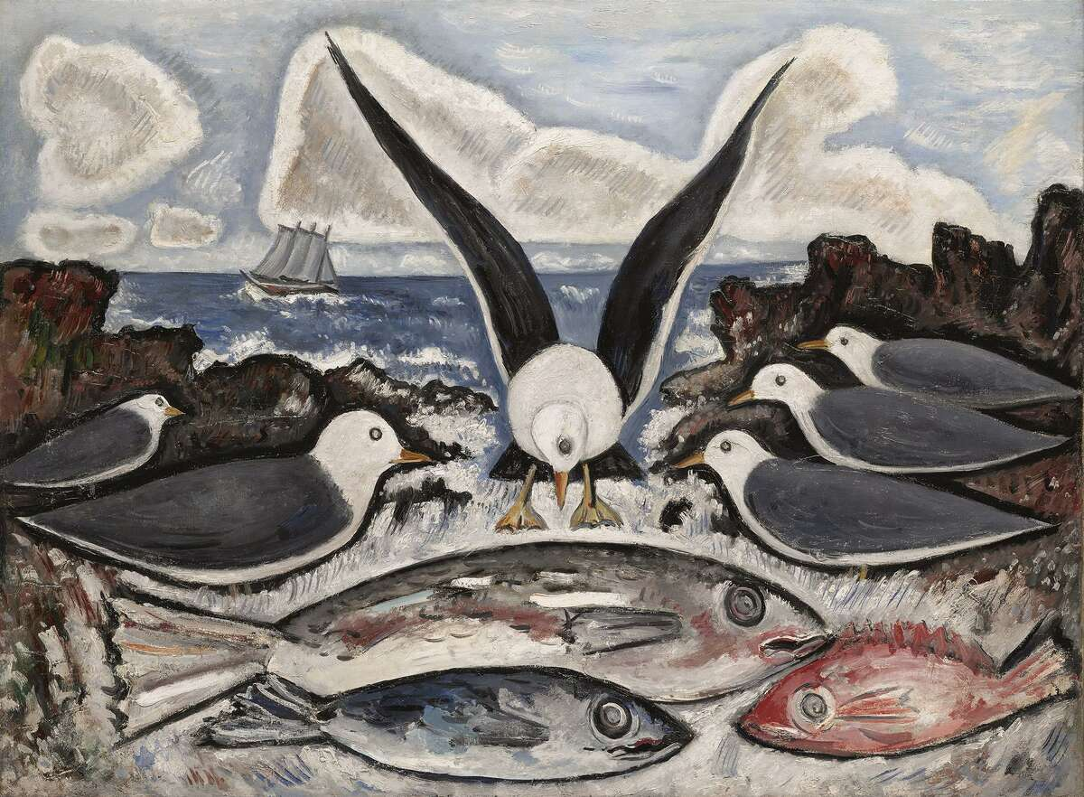 Marsden Hartley's