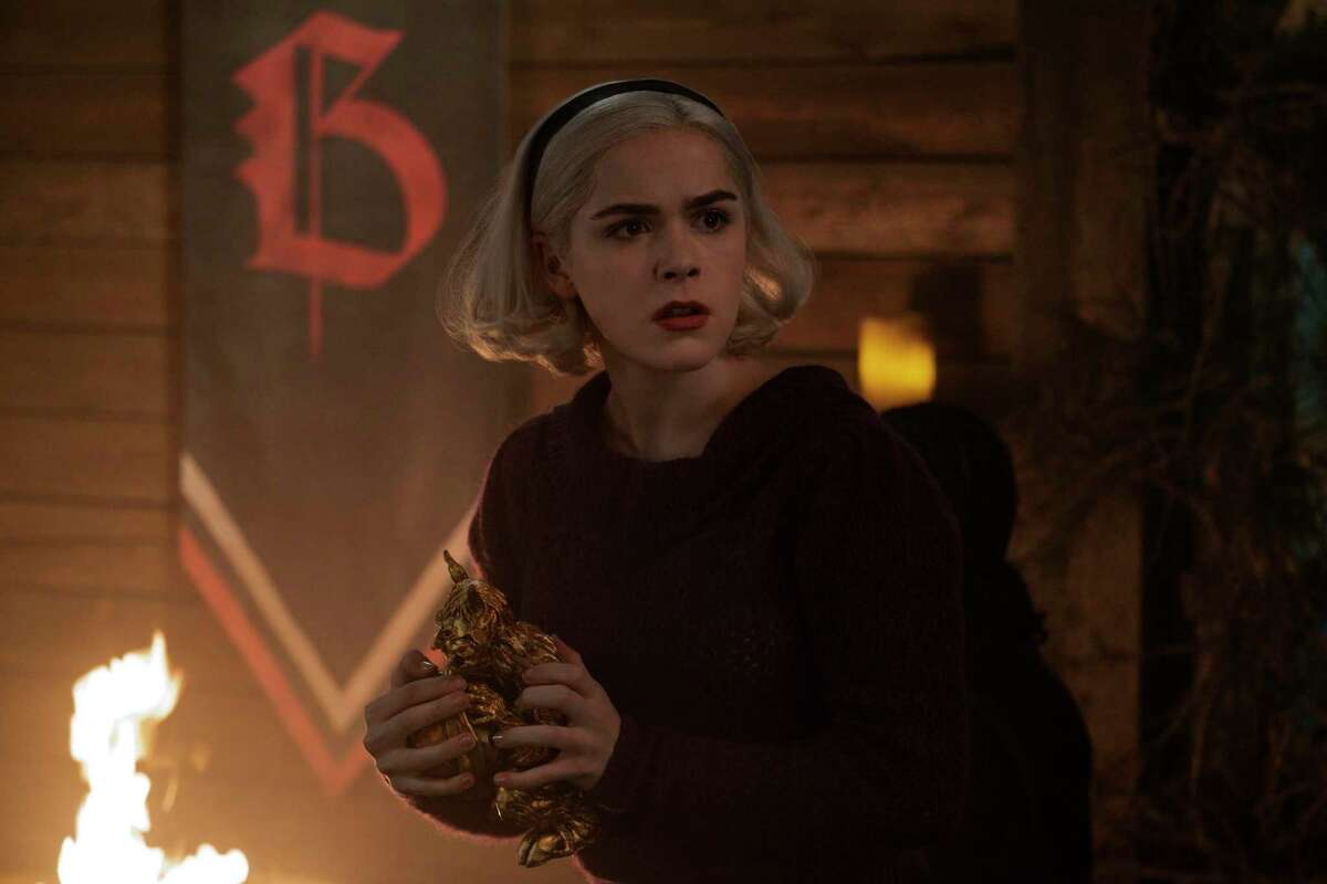 """""""The Chilling Adventures of Sabrina"""" wraps up the series with a sense of finality after four seasons."""