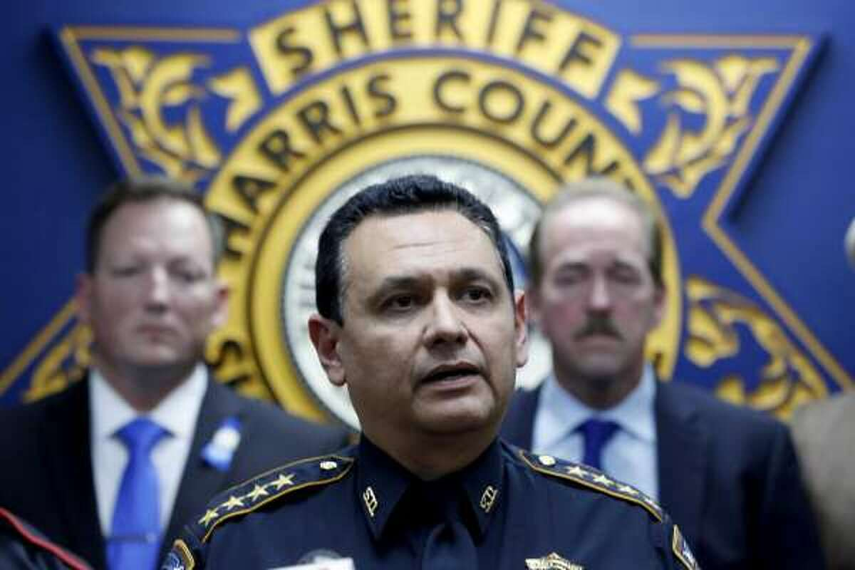 Sheriff Ed Gonzalez is concerned about the capacity of the Harris County jail during the pandemic.