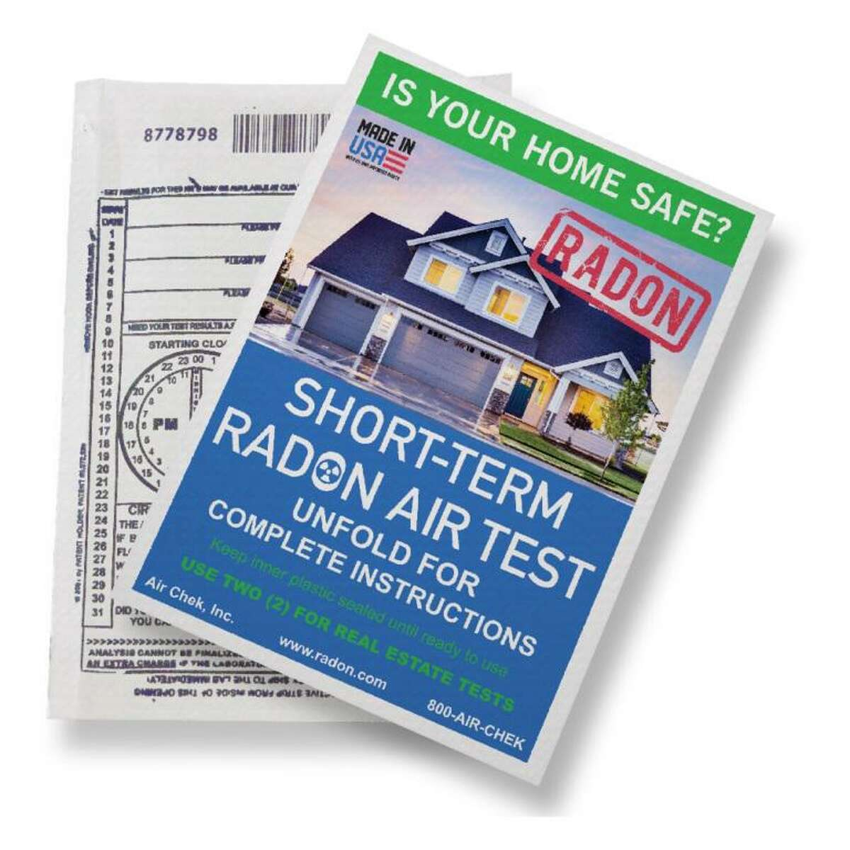 Norwalk Health Department is offering free radon testing kits to be delivered to Norwalk homes in honor of National Radon Action Month.