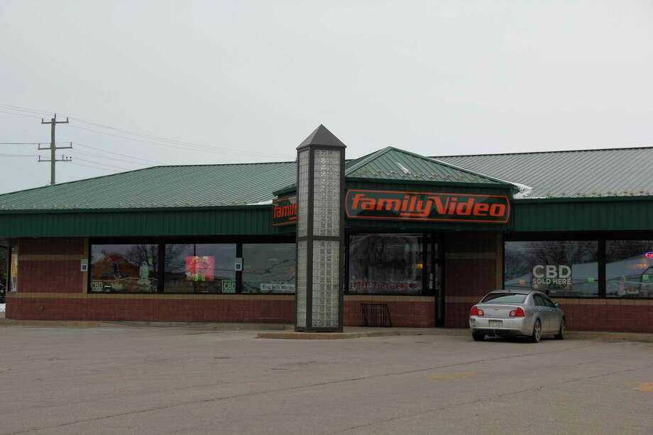 The Family Video in Caro. (Robert Creenan/Huron Daily Tribune)