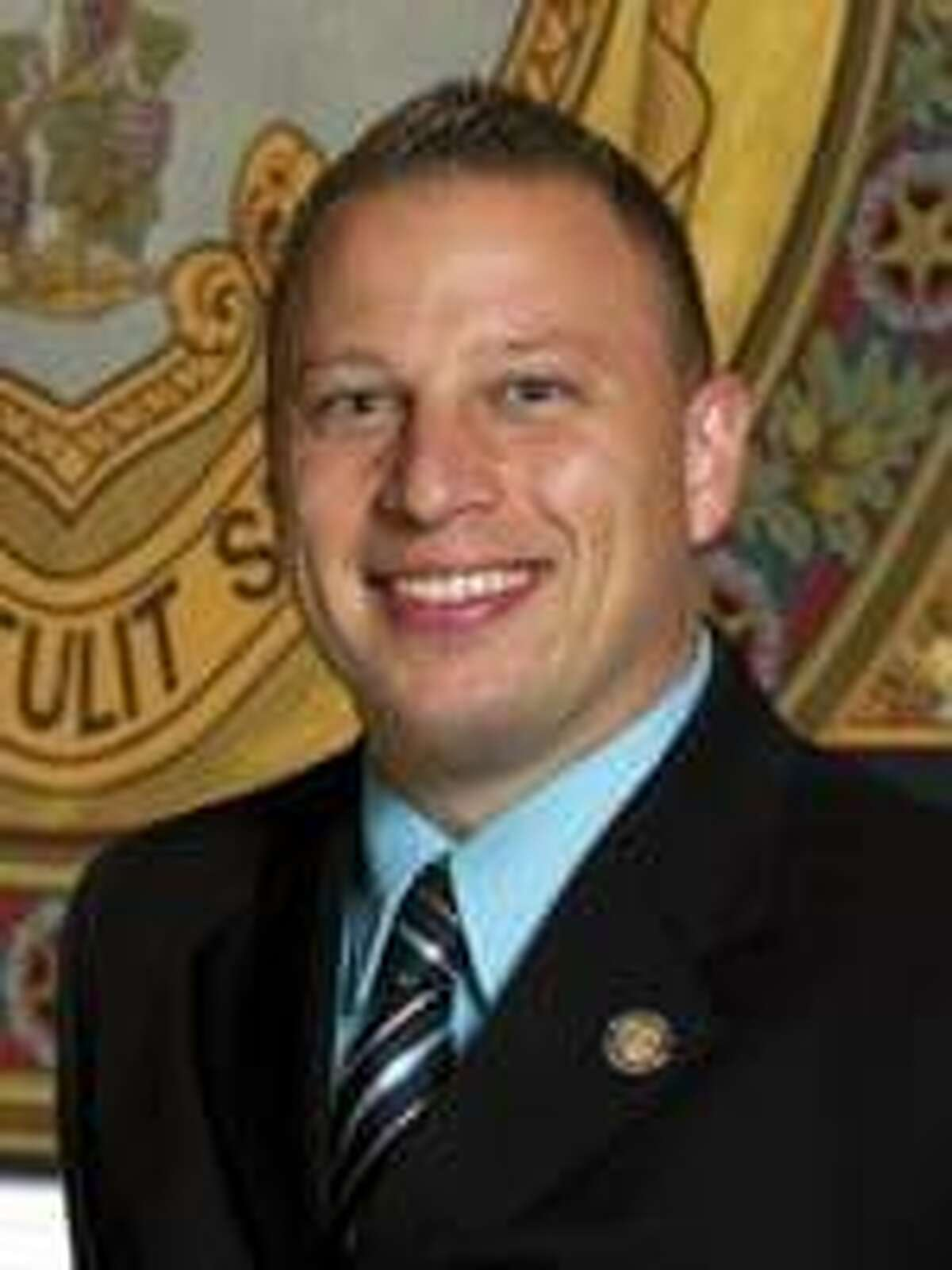 State Sen. Rob Sampson, R-Wolcott