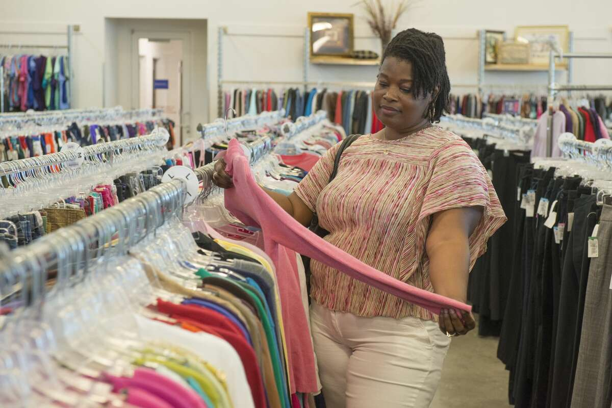 """""""Do not expect thrifting to be a quick process as the inventories are less deep than traditional retail stores and the items are constantly changing,"""" Cuellar said. So take some time and prepare to search."""
