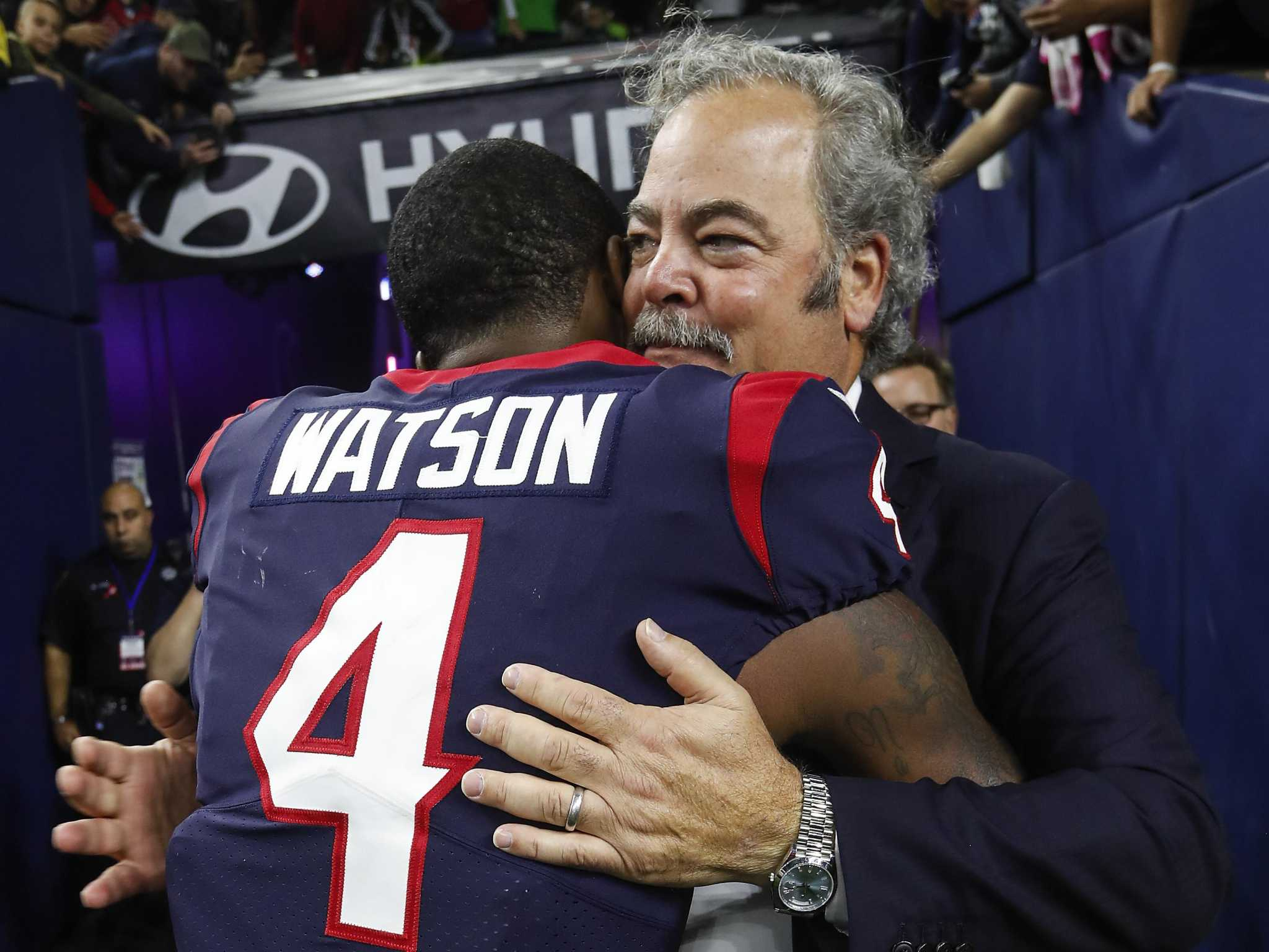 Solomon: Deshaun Watson won't ask for a trade but Texans need to ...